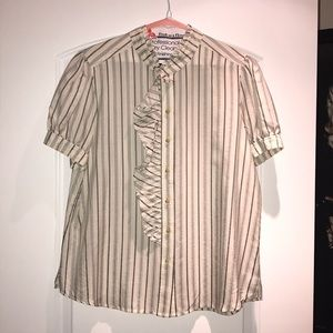 Authentic Never Been Worn Marc Jacobs Blouse!